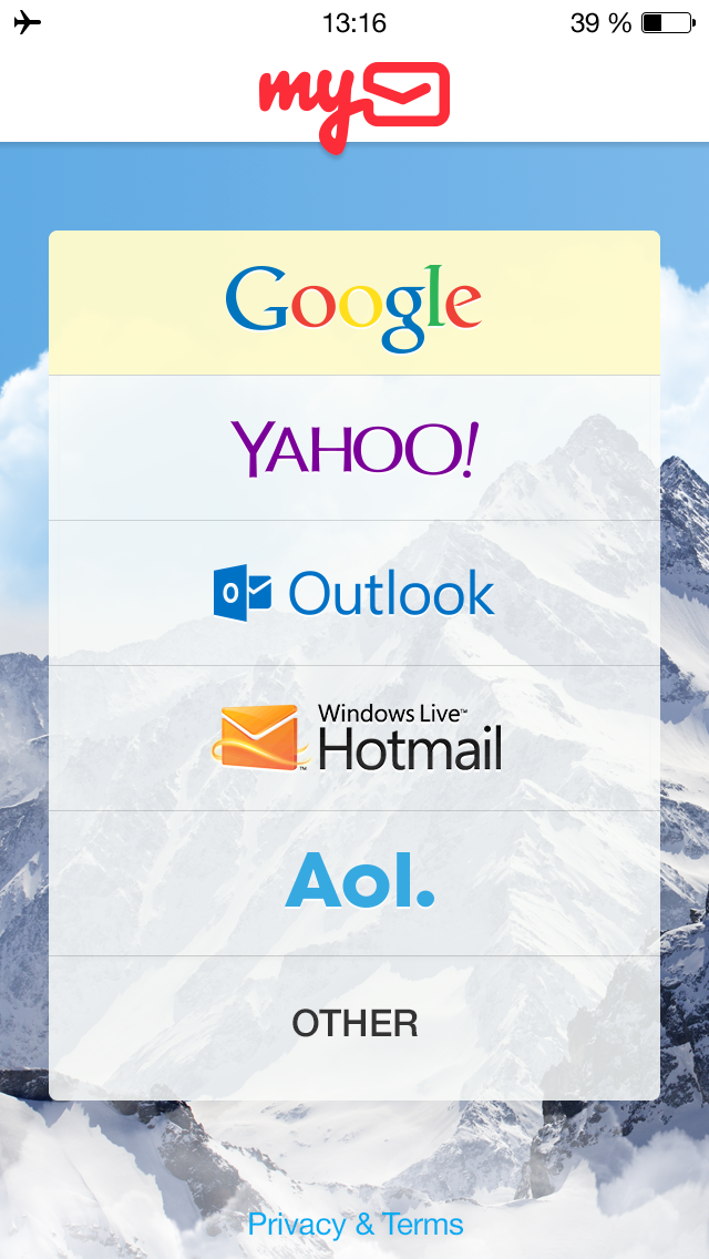 How do I connect a Gmail, Microsoft Outlook, or Hotmail email